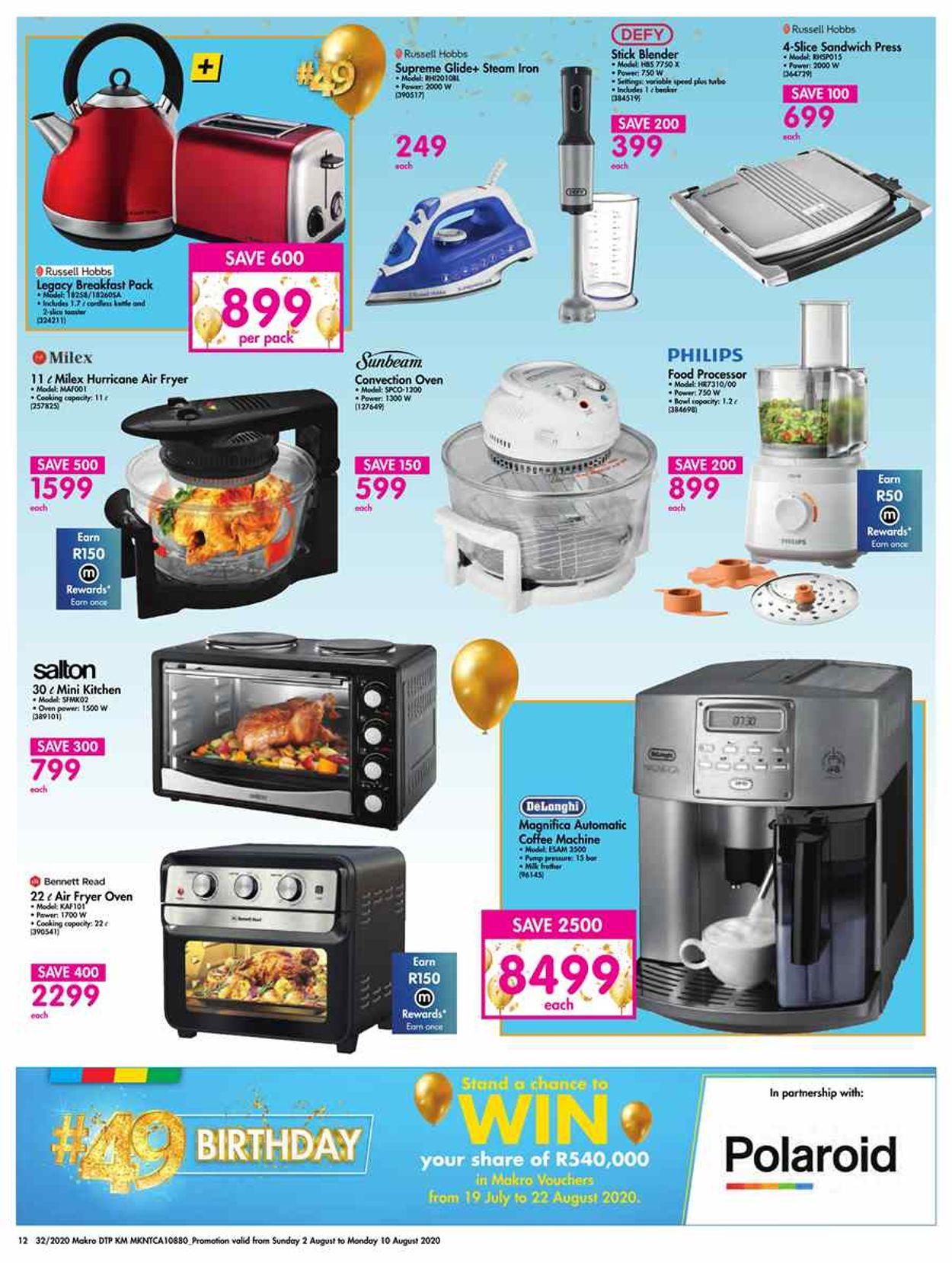 Makro Catalogue - 2020/08/02-2020/08/10 (Page 12)