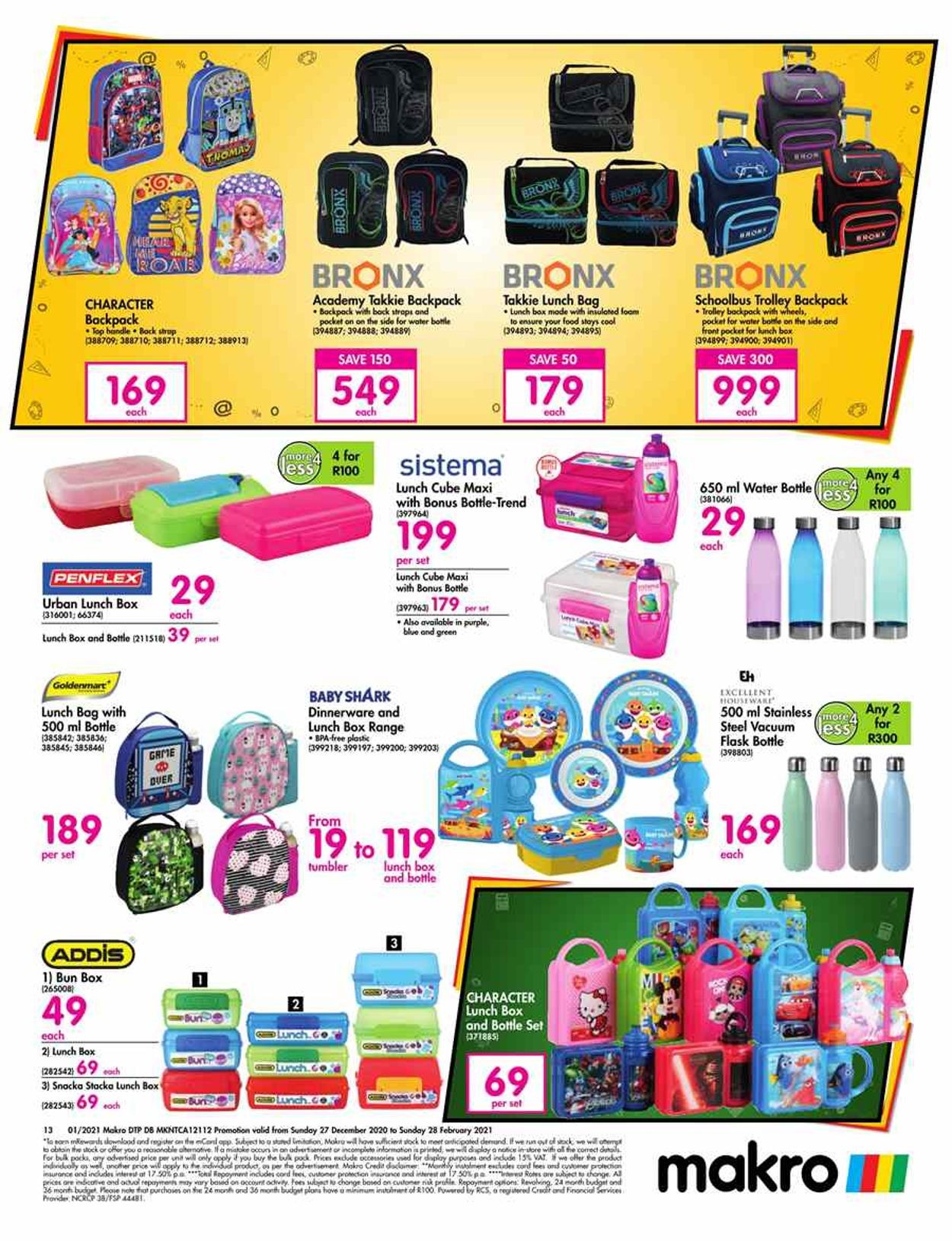 Makro Back To School 2021 Catalogue - 2020/12/27-2021/02/28 (Page 13)