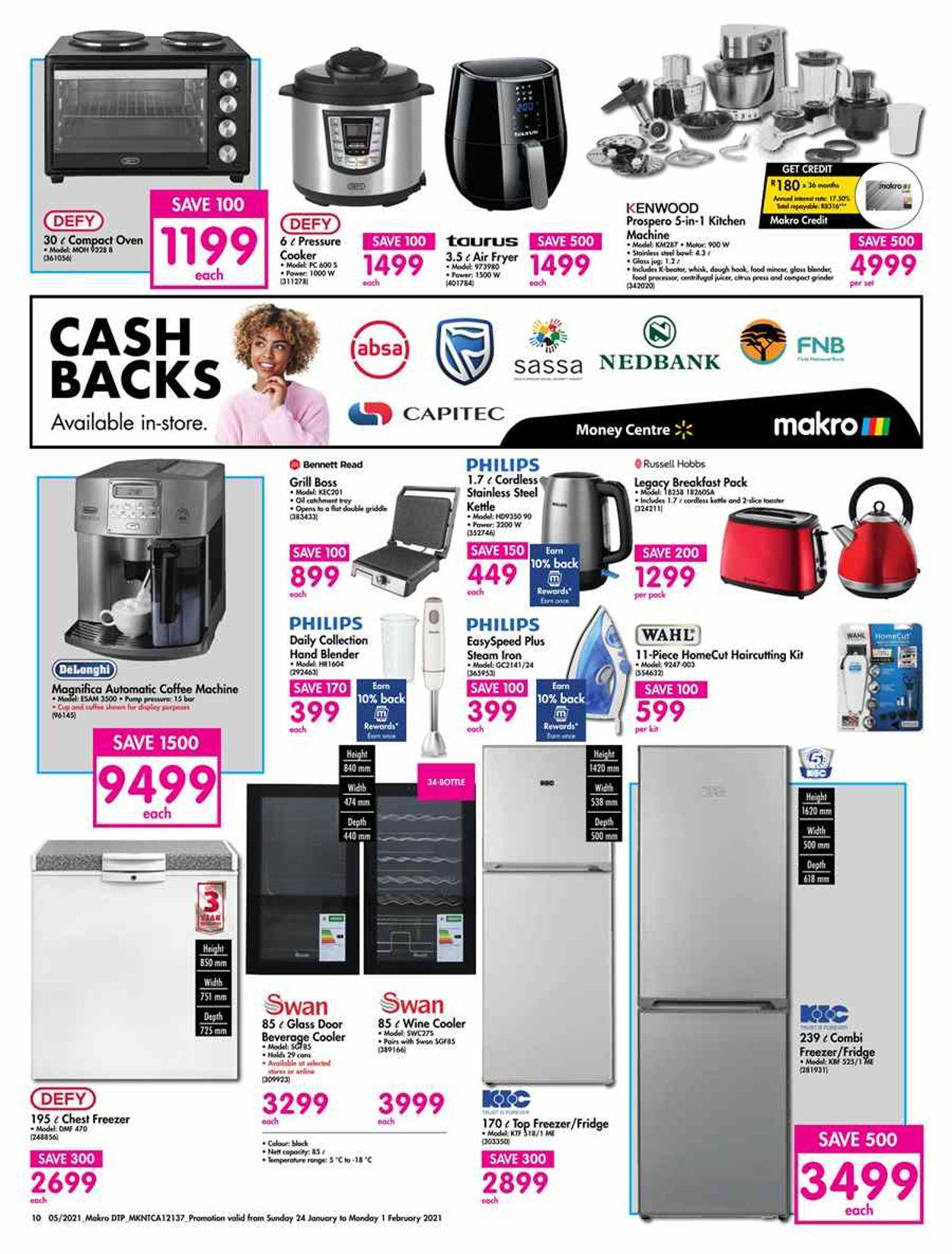 Makro Catalogue - 2021/01/24-2021/02/01 (Page 8)