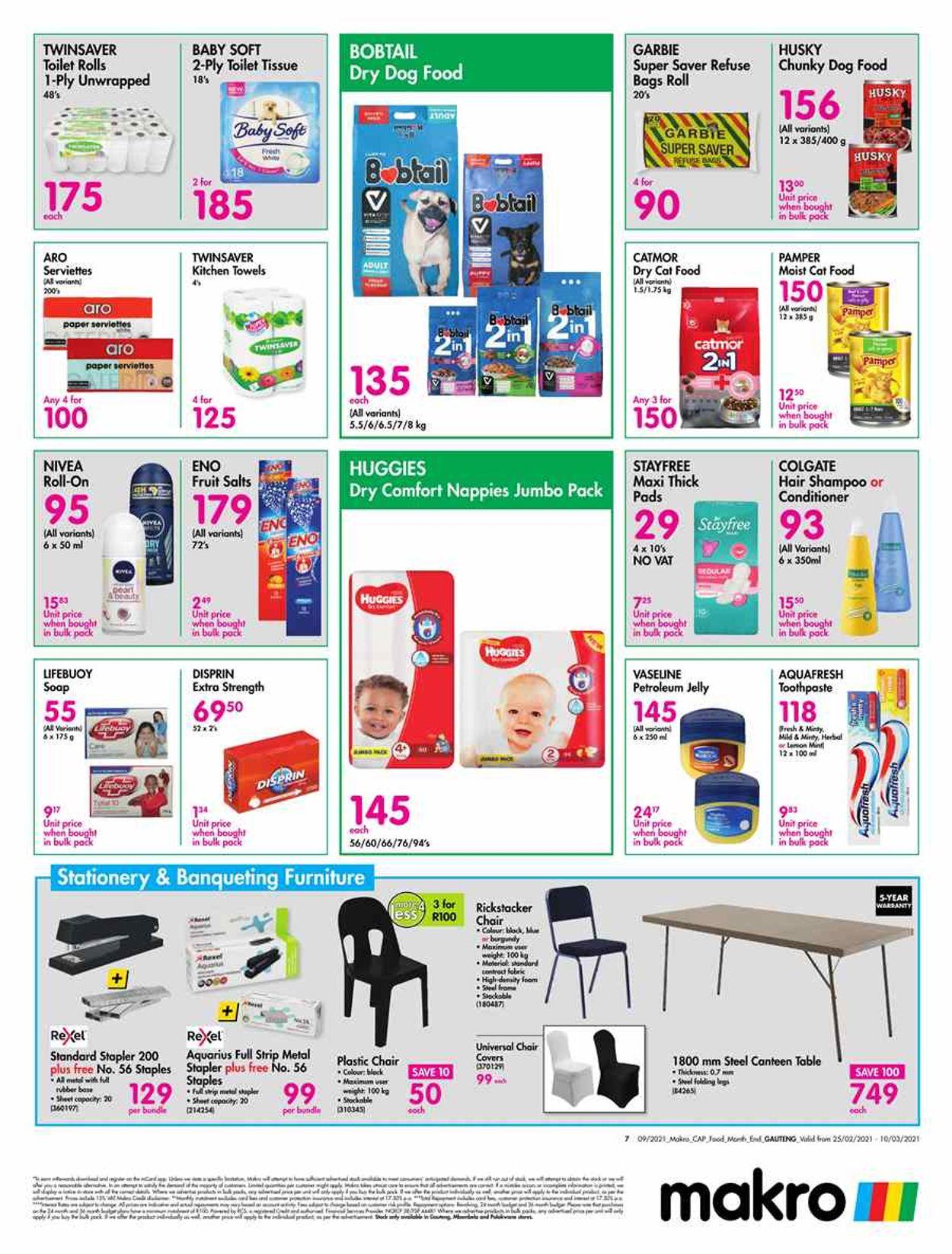 Makro Catalogue - 2021/02/25-2021/03/10 (Page 7)
