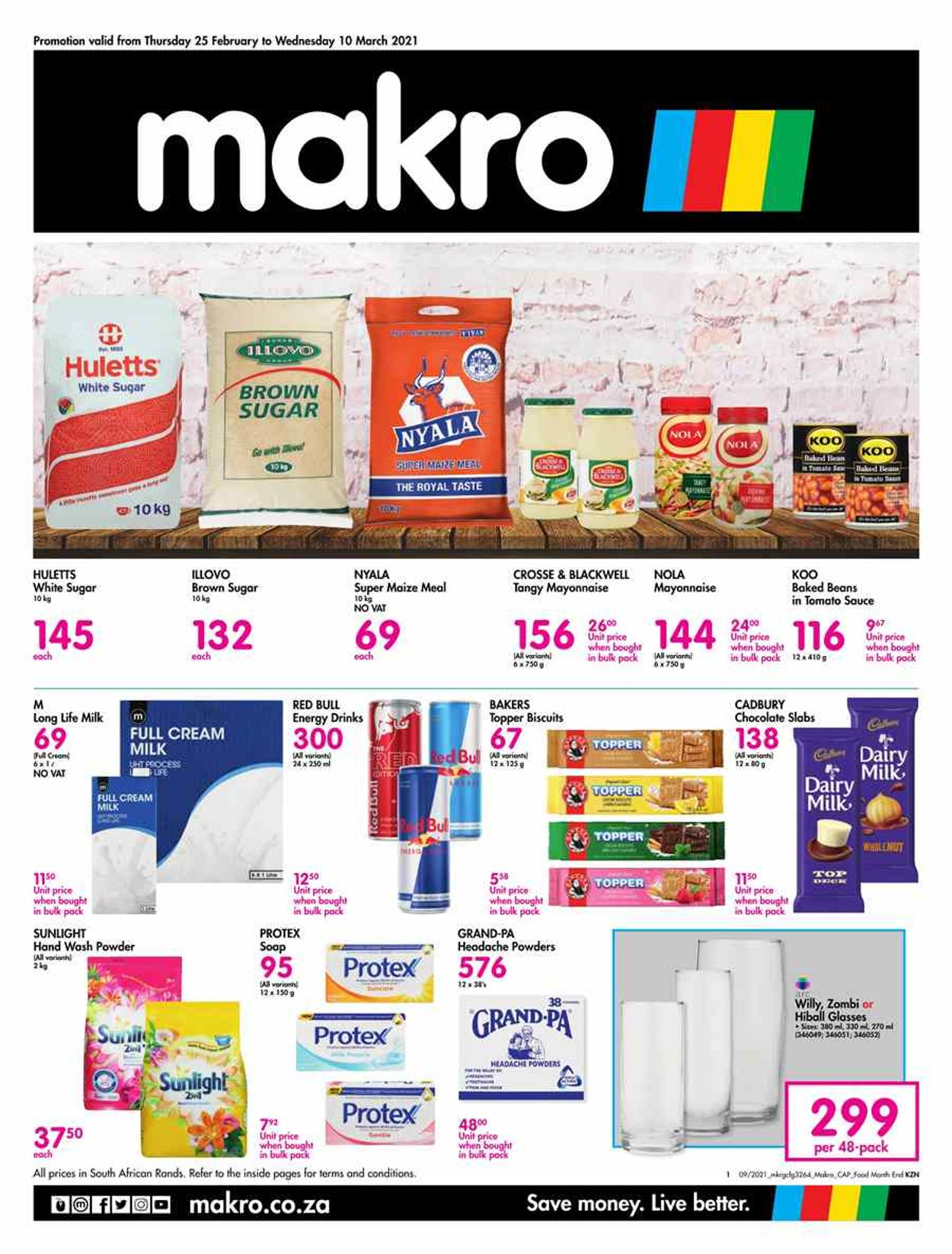 Makro Catalogue - 2021/03/25-2021/04/07