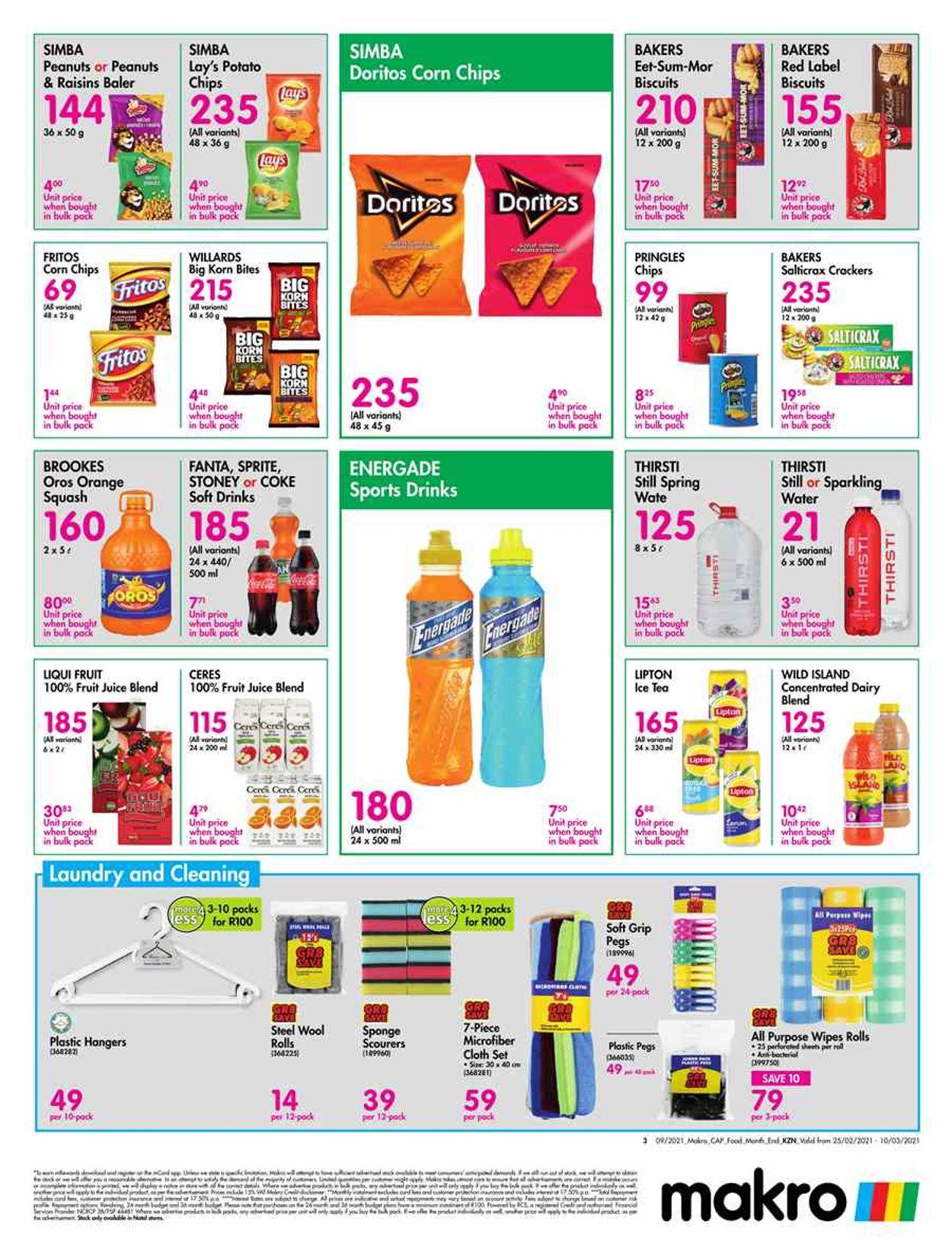 Makro Catalogue - 2021/03/25-2021/04/07 (Page 3)