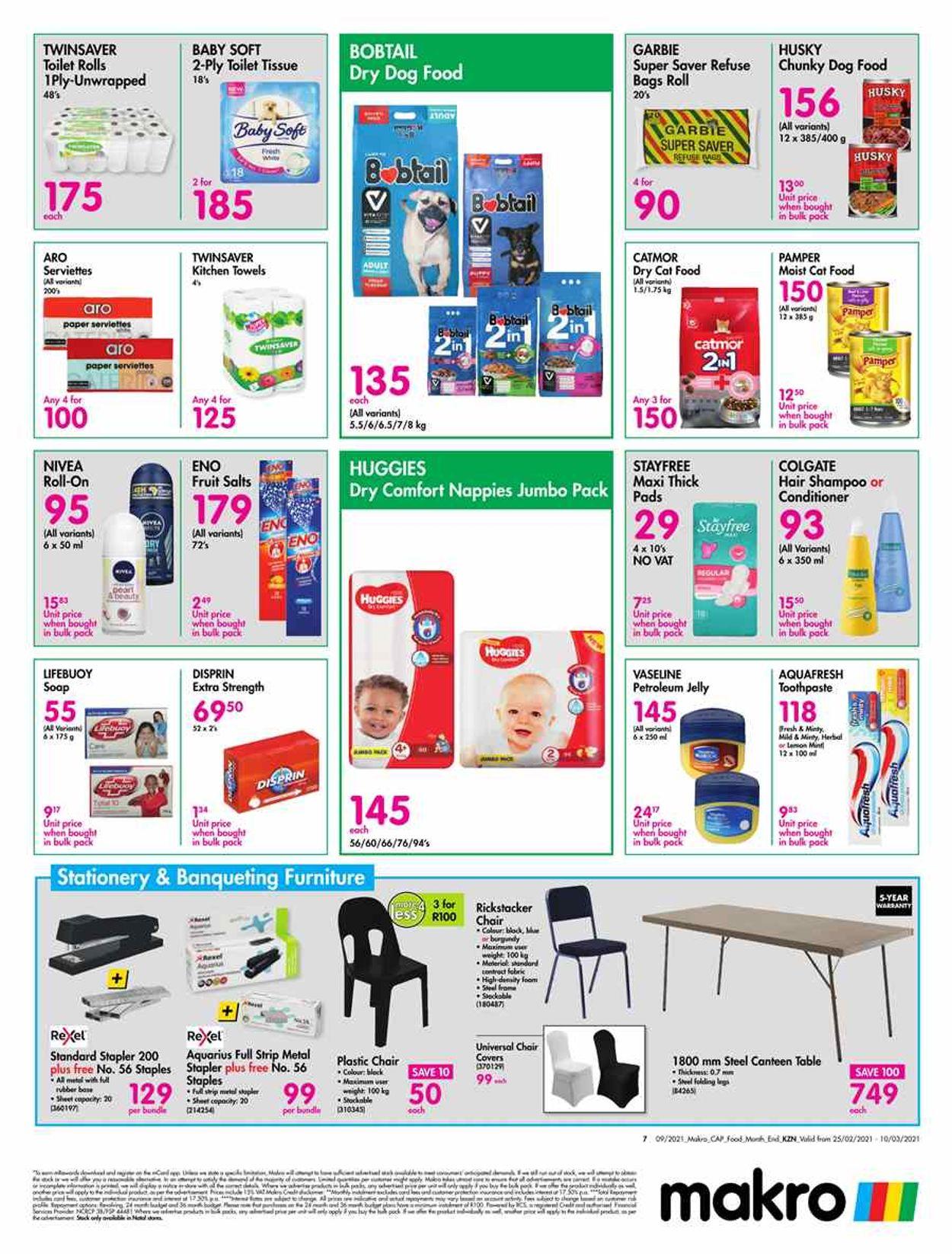Makro Catalogue - 2021/03/25-2021/04/07 (Page 7)