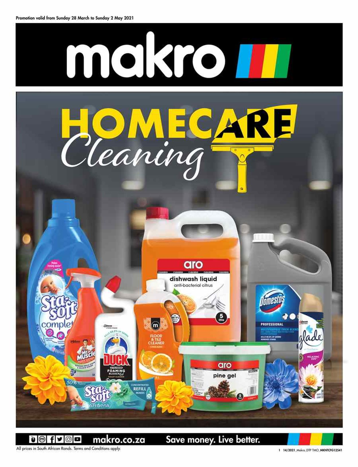 Makro Catalogue - 2021/03/28-2021/05/02