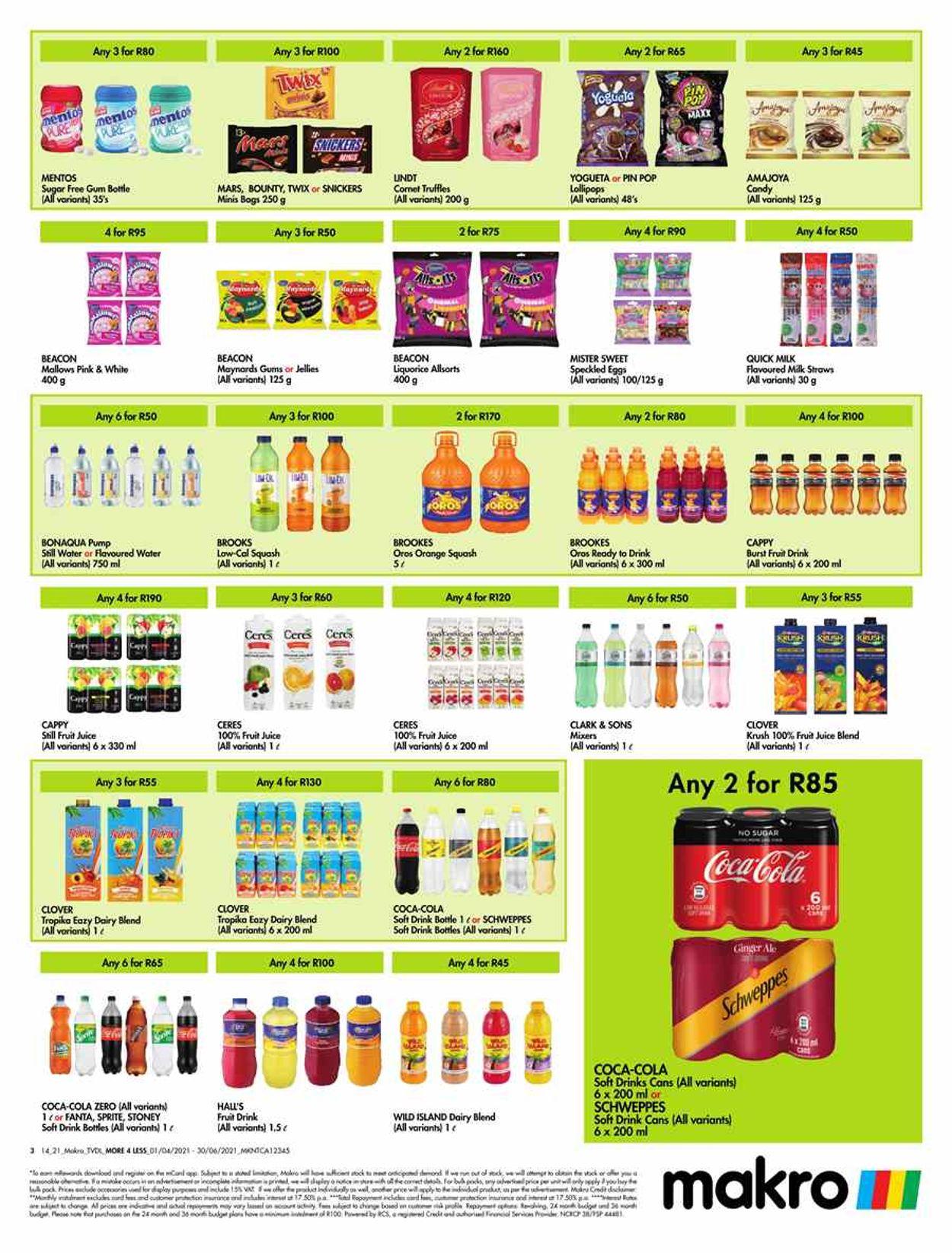 Makro Catalogue - 2021/04/01-2021/06/30 (Page 3)