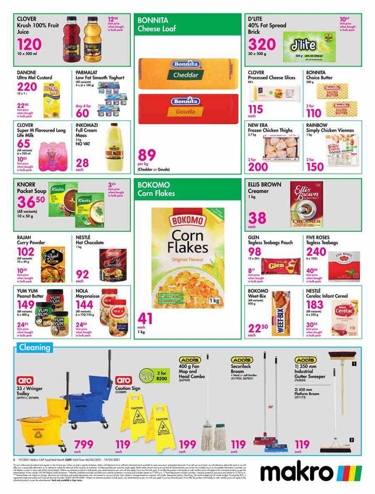 Makro Catalogue - 2021/03/12-2021/05/10 (Page 3)