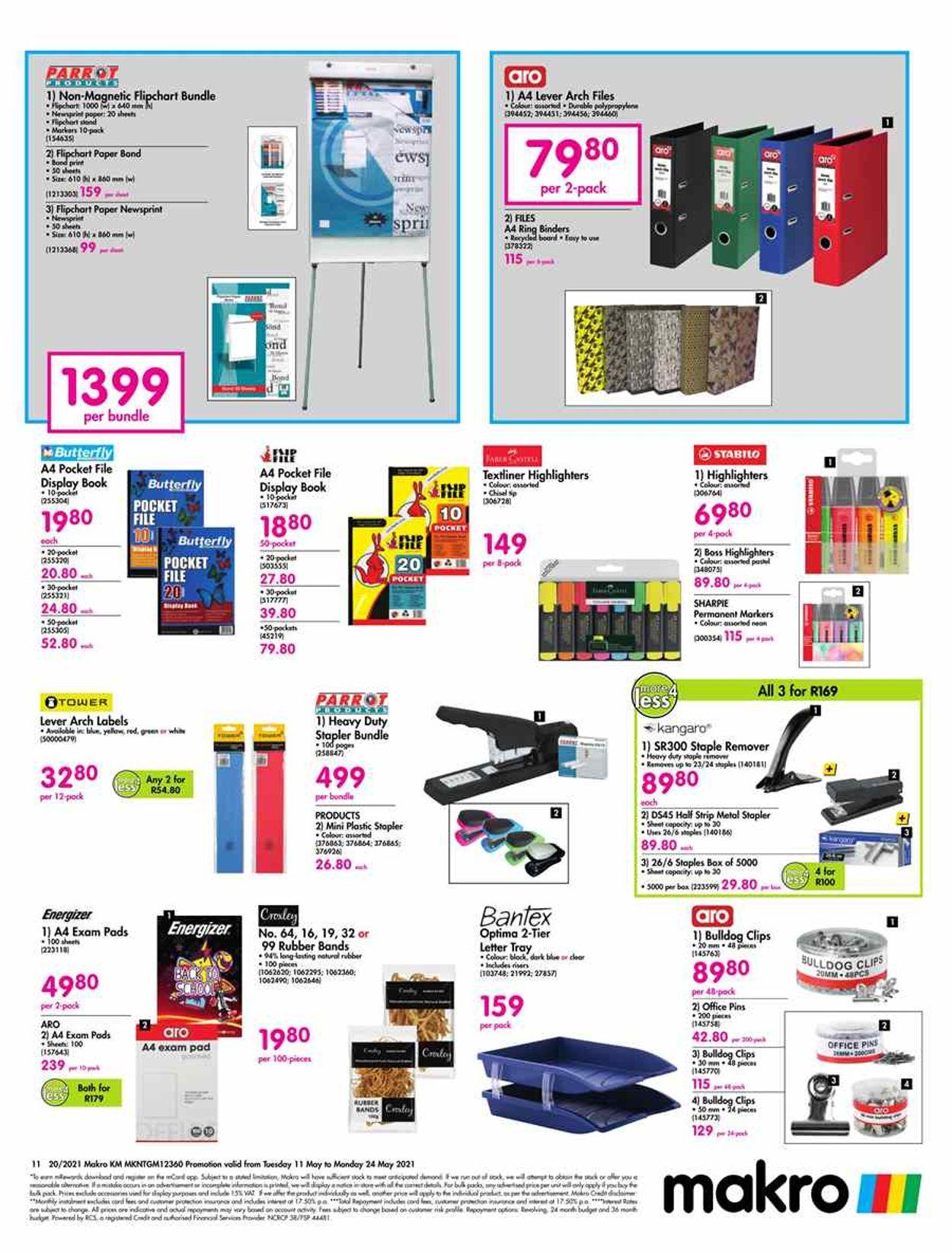 Makro Catalogue - 2021/05/11-2021/05/24 (Page 11)