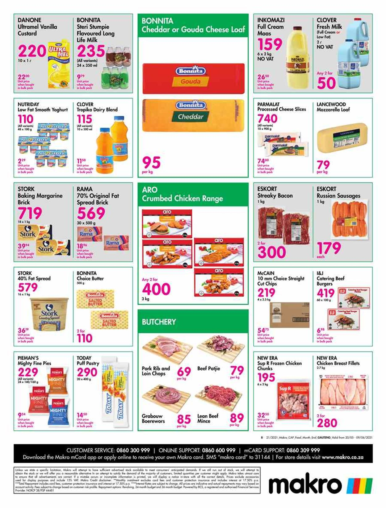 Makro Catalogue - 2021/05/20-2021/06/09 (Page 8)