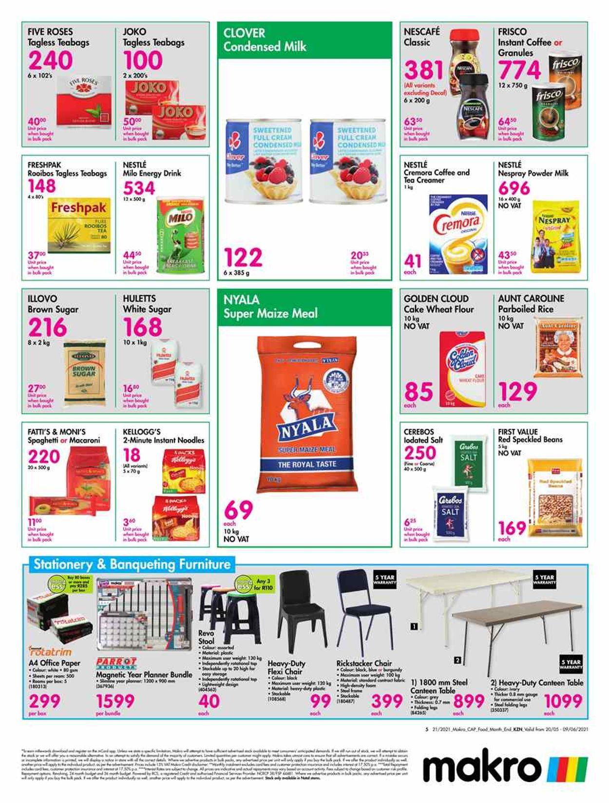 Makro Catalogue - 2021/05/20-2021/06/09 (Page 5)