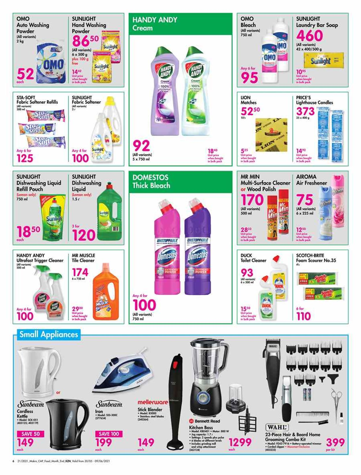 Makro Catalogue - 2021/05/20-2021/06/09 (Page 6)