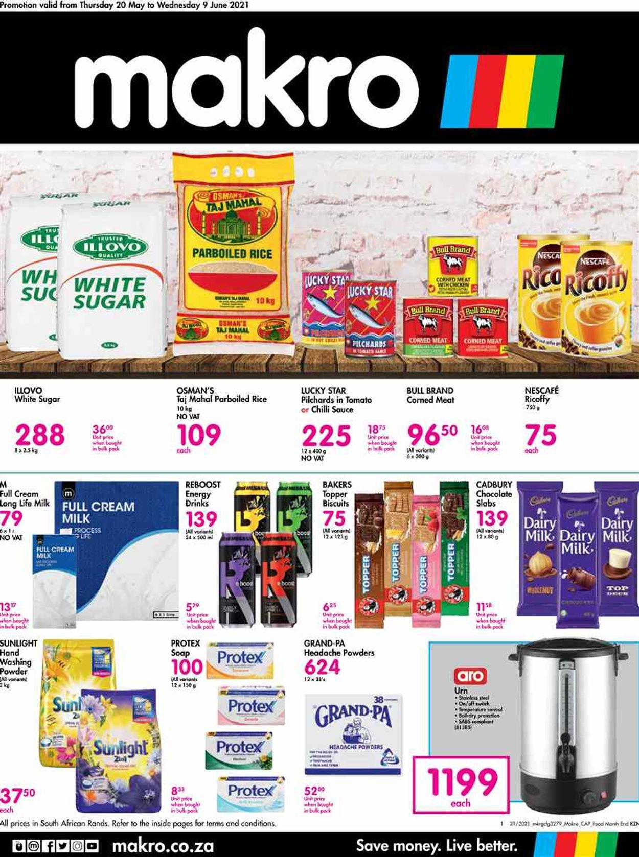 Makro Catalogue - 2021/05/20-2021/06/09 (Page 9)