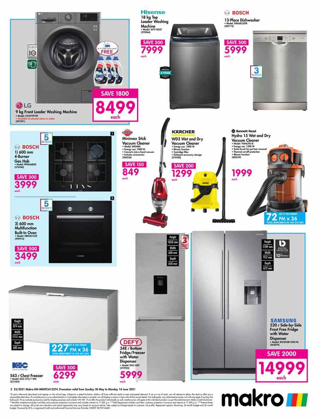 Makro Catalogue - 2021/05/30-2021/06/14 (Page 5)