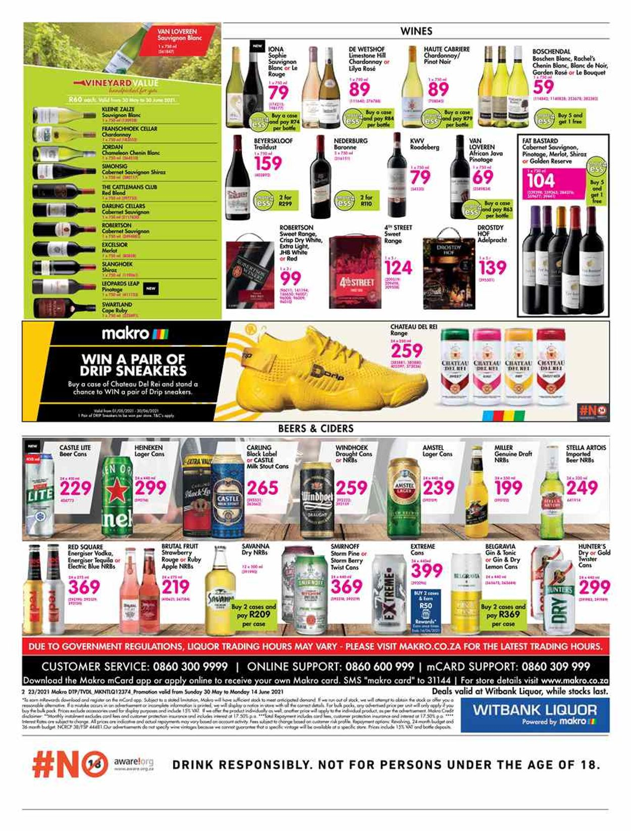 Makro Catalogue - 2021/05/30-2021/06/14 (Page 2)