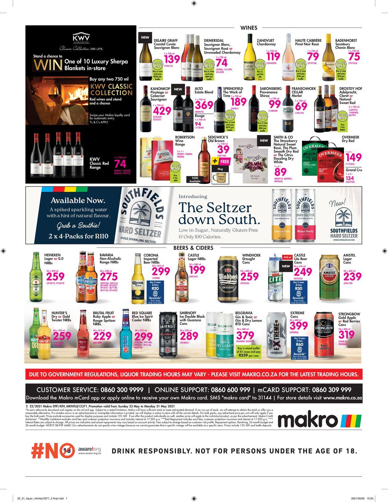 Makro Catalogue - 2021/05/23-2021/05/31 (Page 2)