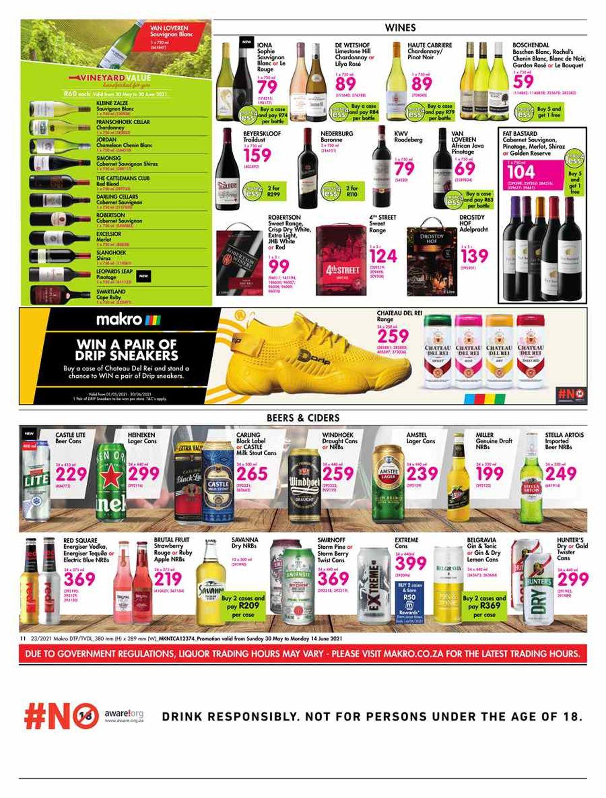 Makro Catalogue - 2021/05/30-2021/06/14 (Page 11)