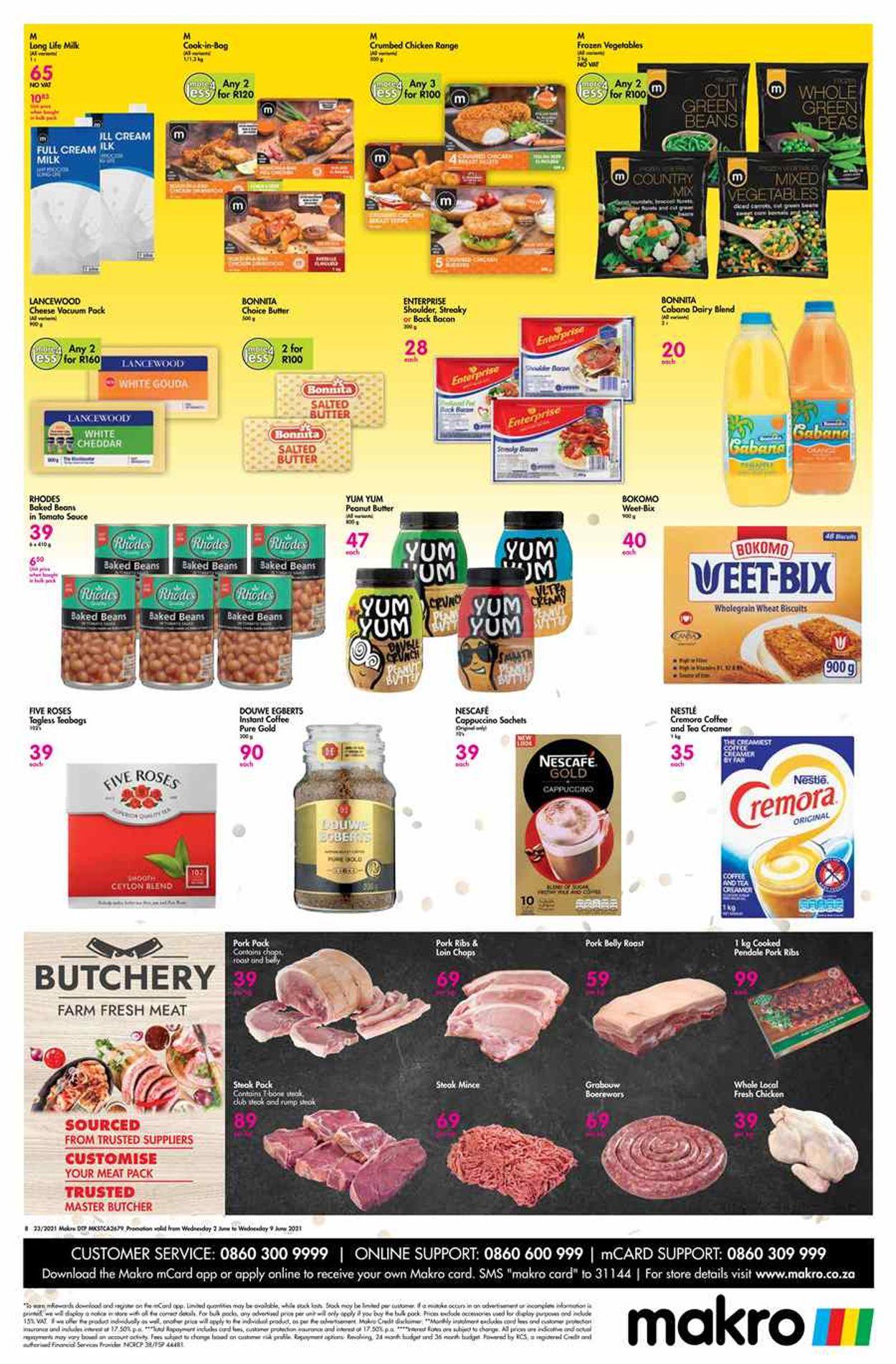 Makro Catalogue - 2021/05/26-2021/06/09 (Page 8)