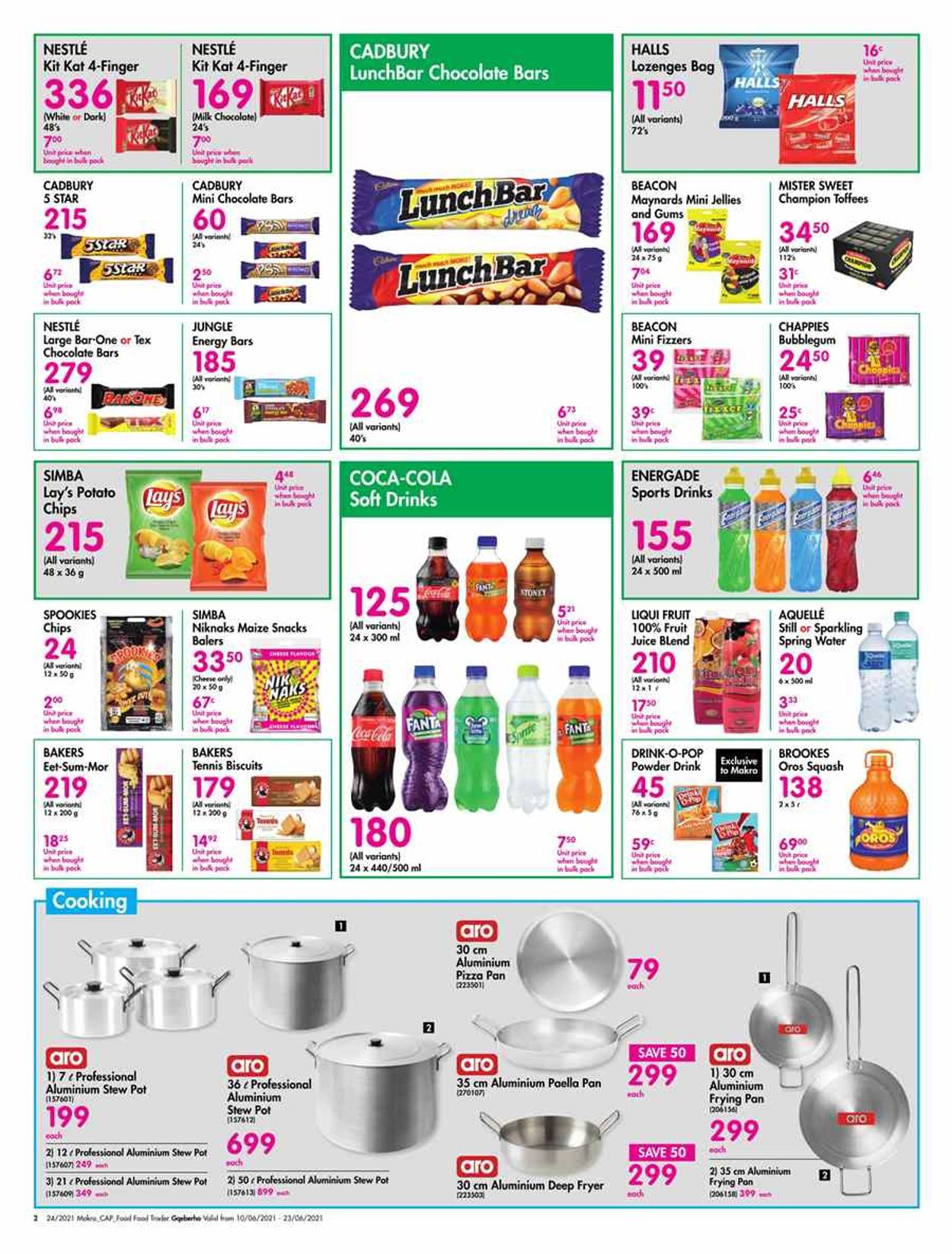 Makro Catalogue - 2021/06/10-2021/06/30 (Page 2)