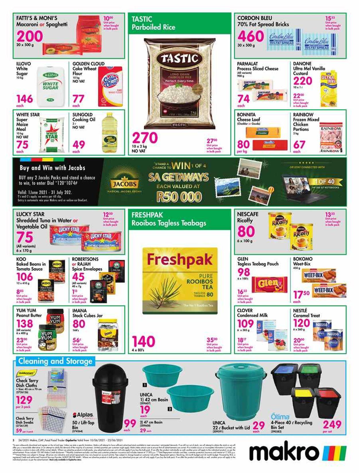 Makro Catalogue - 2021/06/10-2021/06/30 (Page 3)