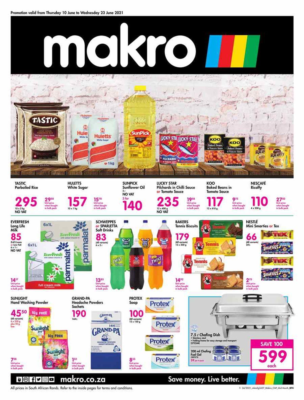 Makro Catalogue - 2021/04/01-2021/06/30