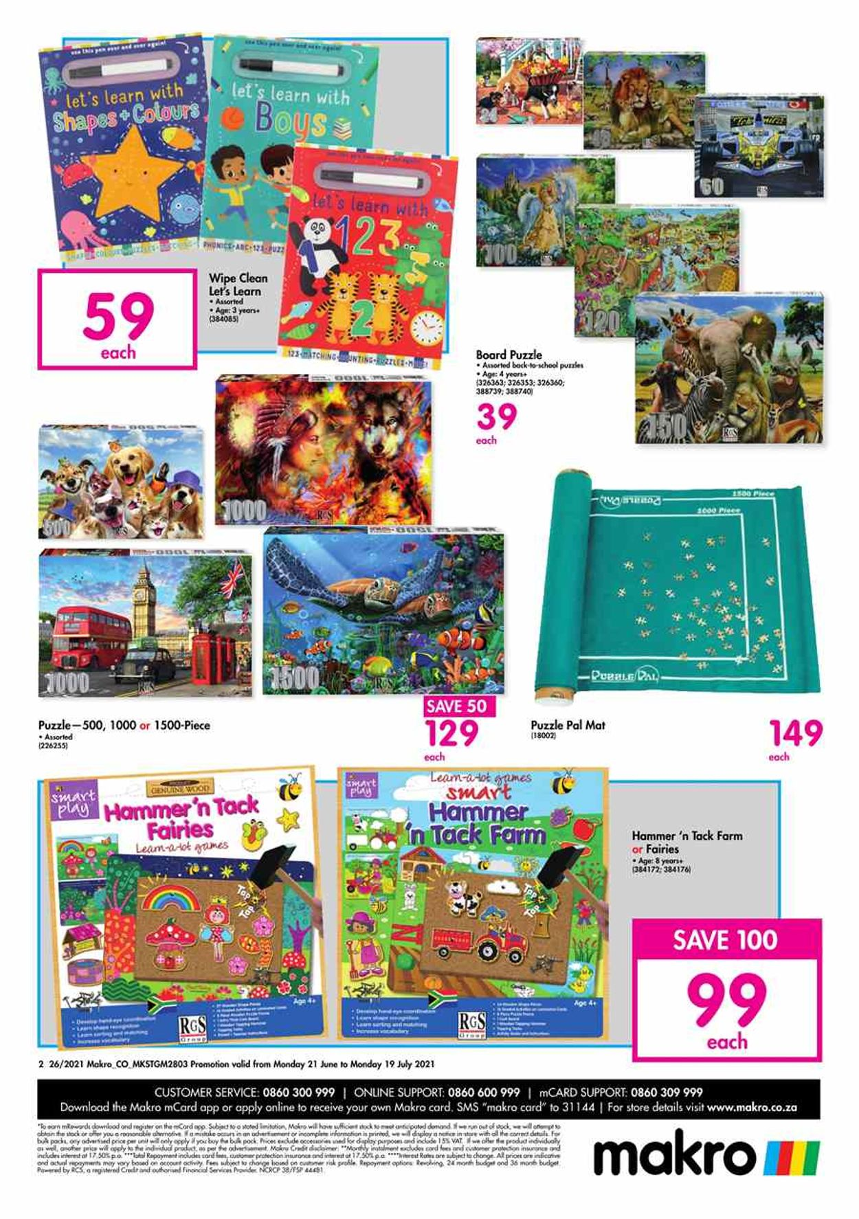 Makro Catalogue - 2021/06/21-2021/07/19 (Page 2)