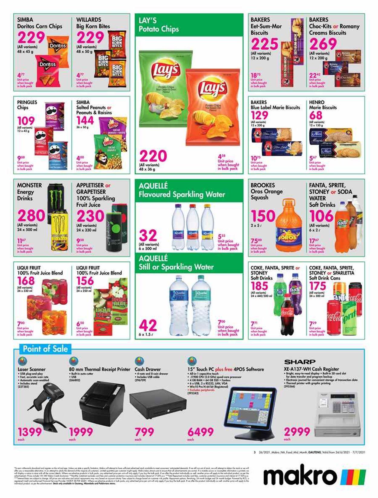 Makro Catalogue - 2021/06/24-2021/07/07 (Page 3)