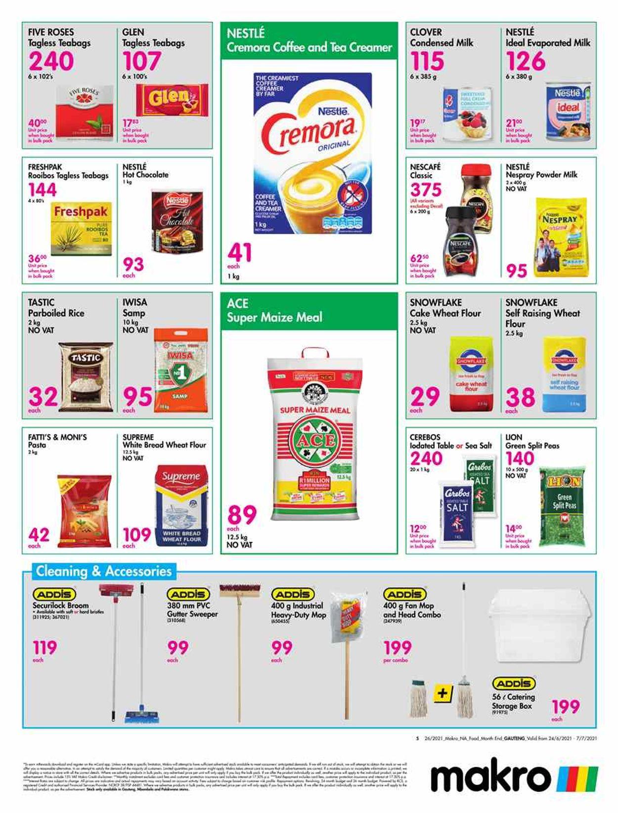 Makro Catalogue - 2021/06/24-2021/07/07 (Page 5)