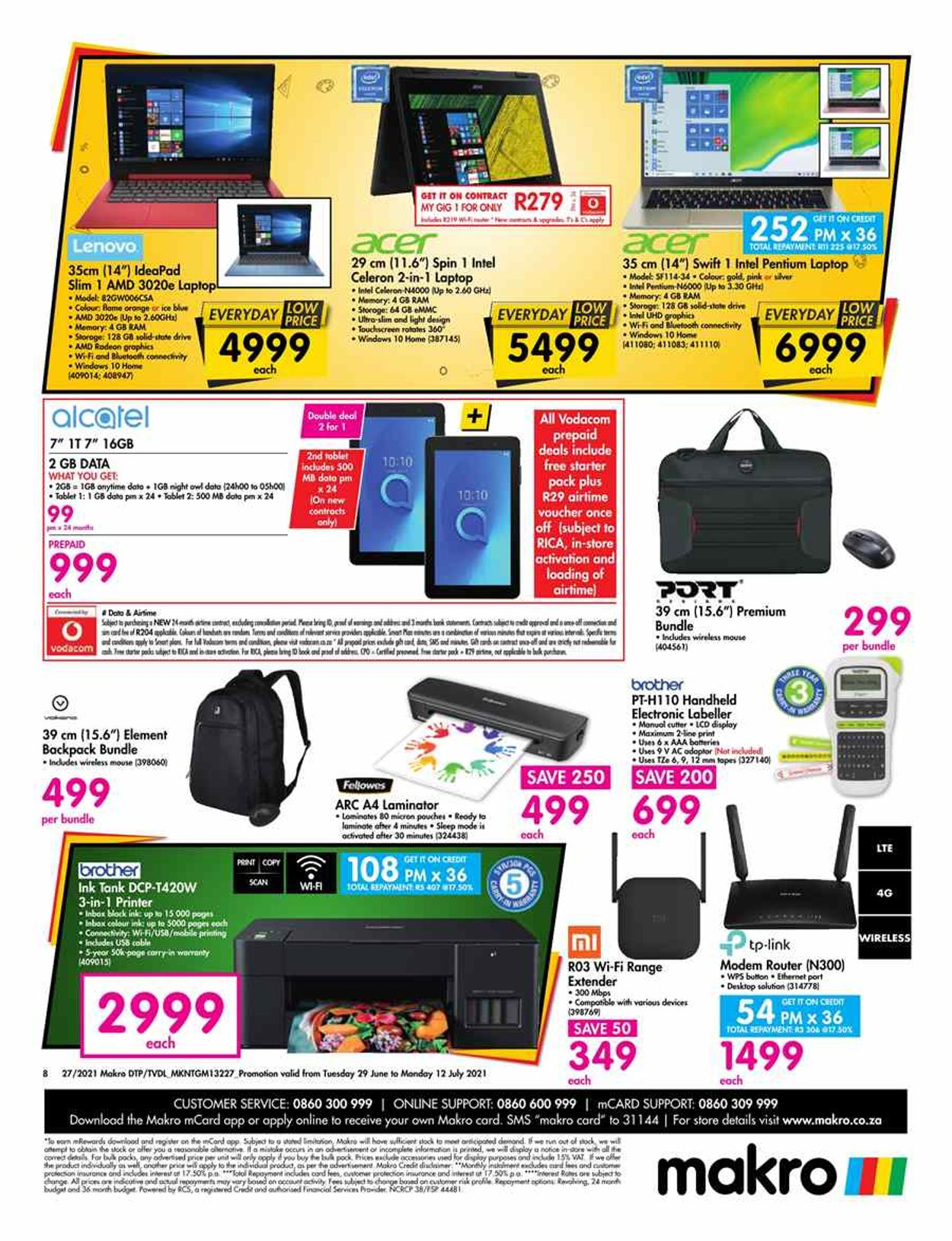 Makro Catalogue - 2021/06/29-2021/07/12 (Page 8)