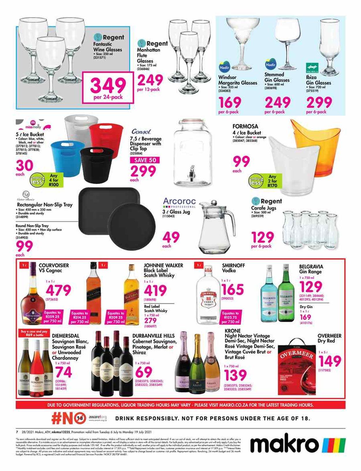 Makro Catalogue - 2021/07/04-2021/08/02 (Page 7)