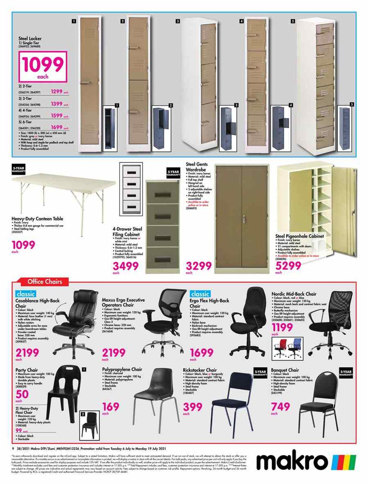 Makro Catalogue - 2021/07/04-2021/08/02 (Page 9)