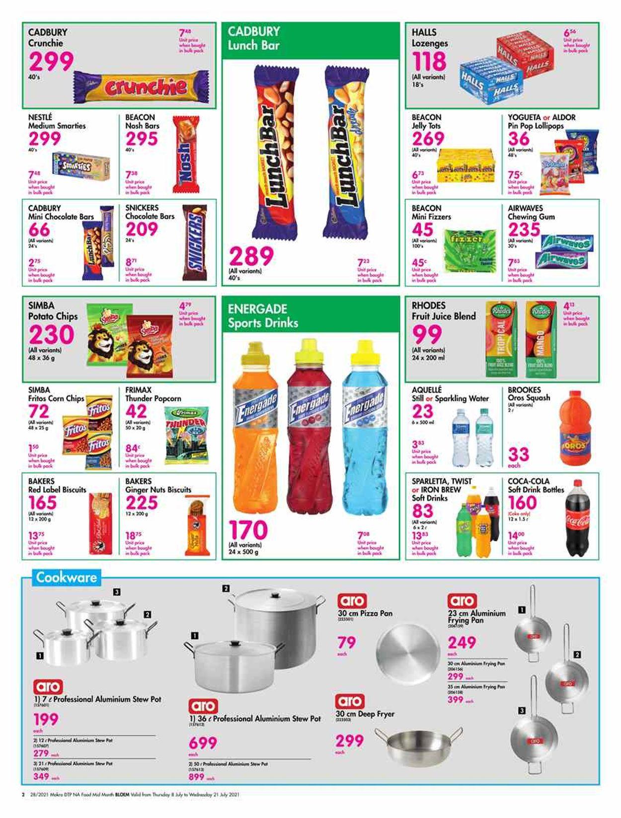 Makro Catalogue - 2021/07/04-2021/08/02 (Page 2)