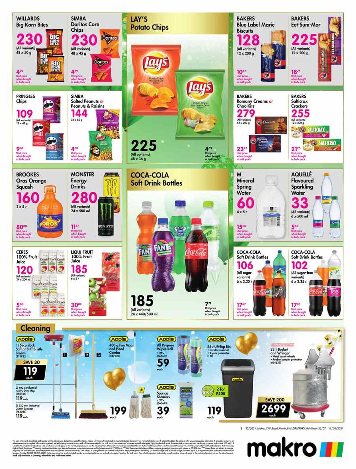 Makro Catalogue - 2021/07/22-2021/08/11 (Page 3)
