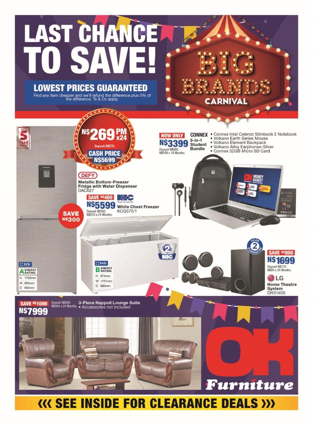 OK Furniture Catalogue - 2019/05/21-2019/06/02