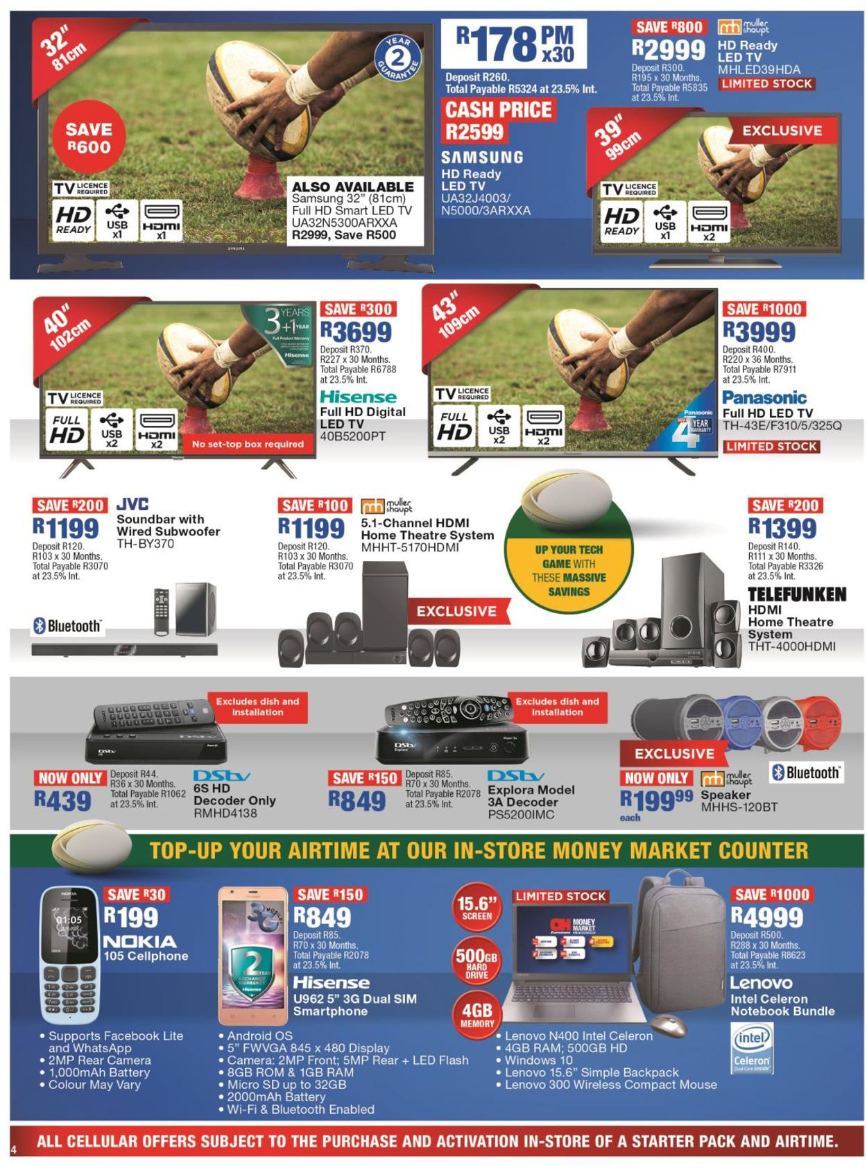 OK Furniture Catalogue - 2019/10/08-2019/10/20 (Page 4)