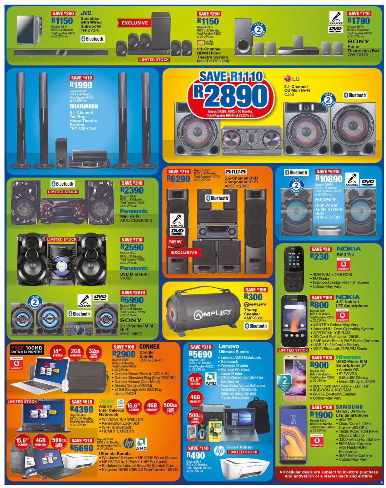 OK Furniture Catalogue - 2020/02/17-2020/02/23 (Page 5)