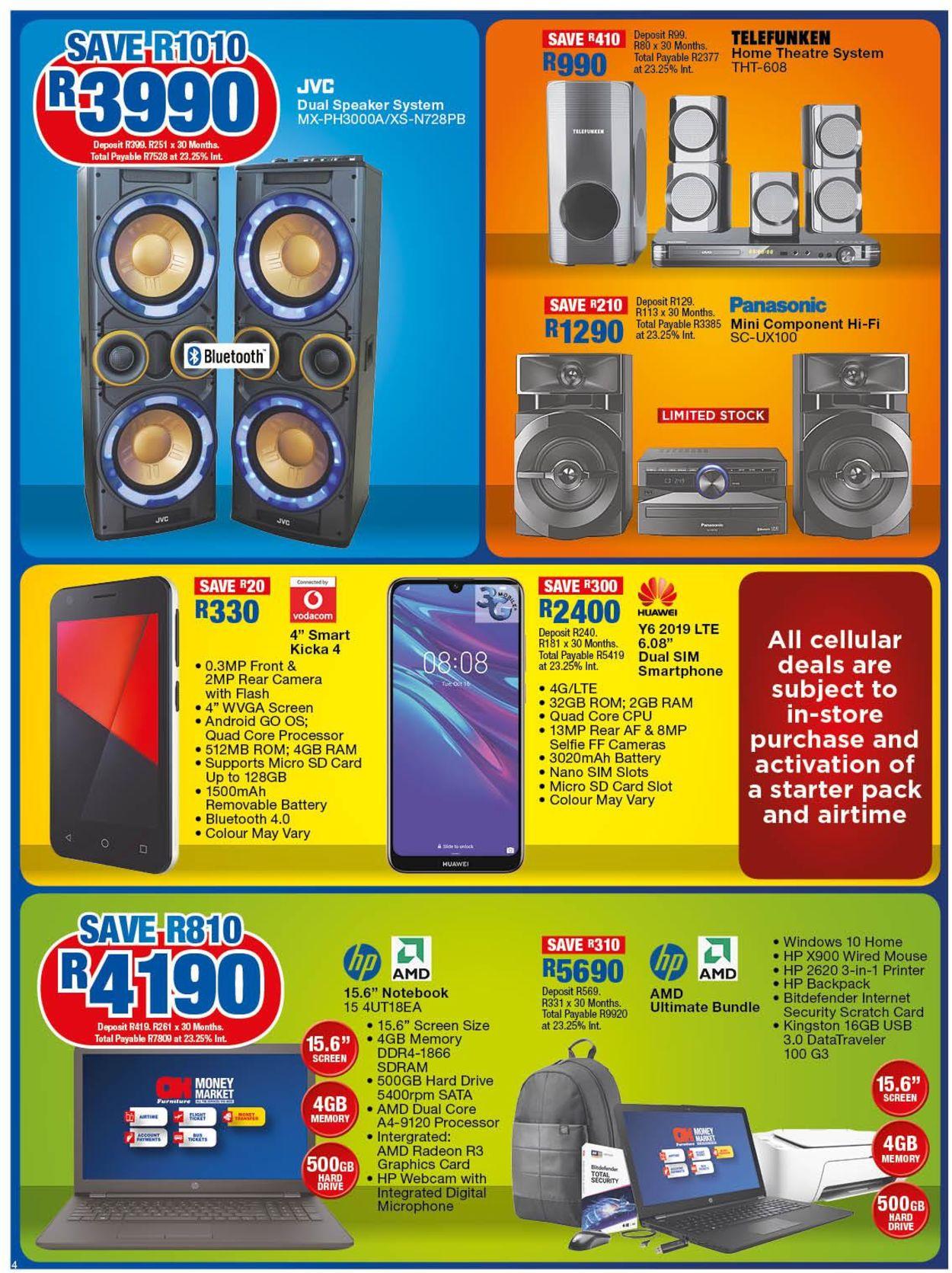 OK Furniture Catalogue - 2020/03/02-2020/03/15 (Page 4)