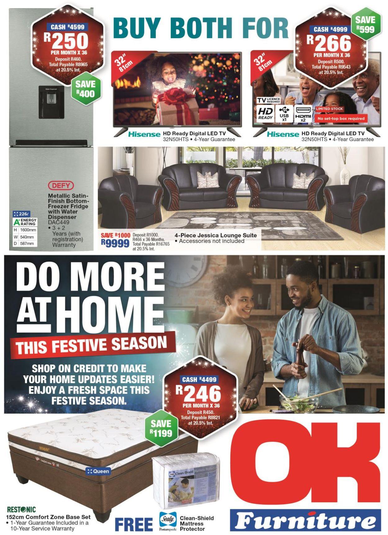 OK Furniture Catalogue - 2020/11/16-2020/11/22