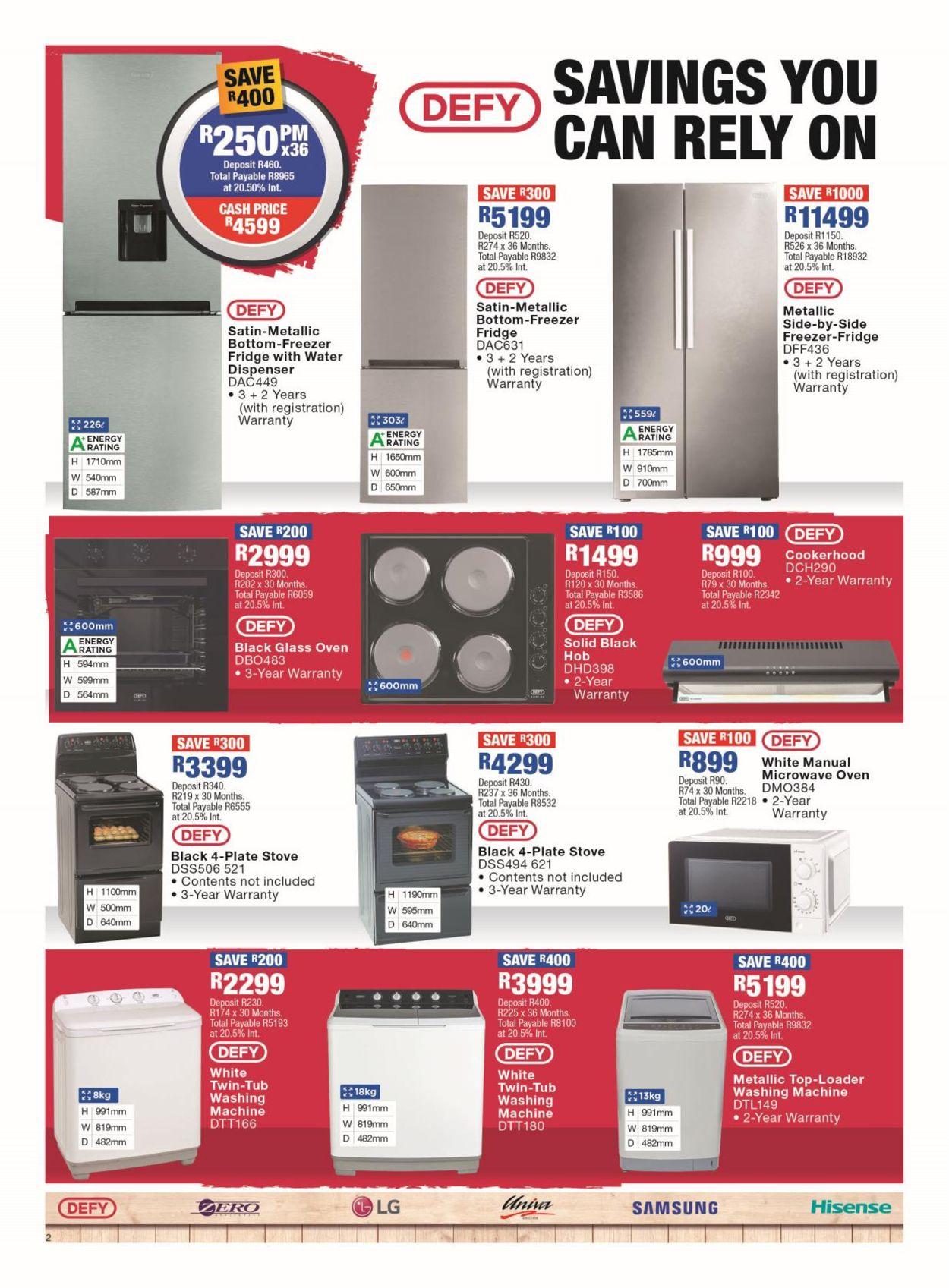 OK Furniture Catalogue - 2021/04/19-2021/05/02 (Page 2)