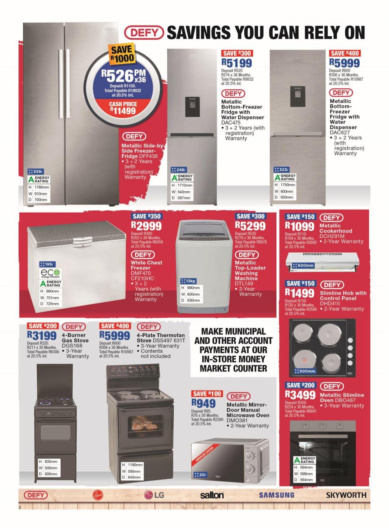 OK Furniture Catalogue - 2021/05/17-2021/06/02 (Page 2)