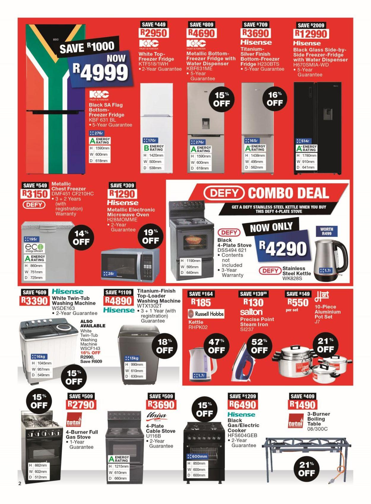OK Furniture Catalogue - 2021/06/18-2021/06/20 (Page 2)