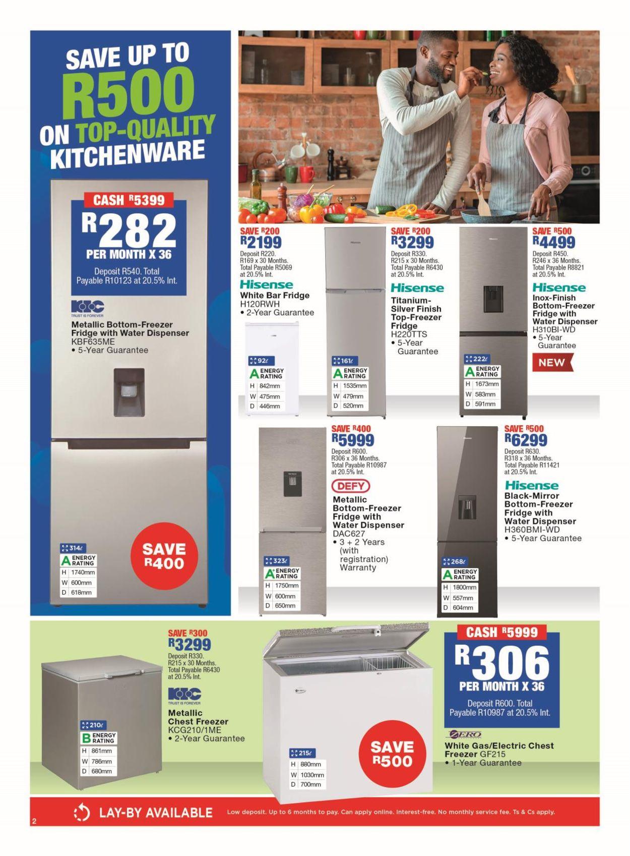 OK Furniture Catalogue - 2021/06/28-2021/07/11 (Page 2)
