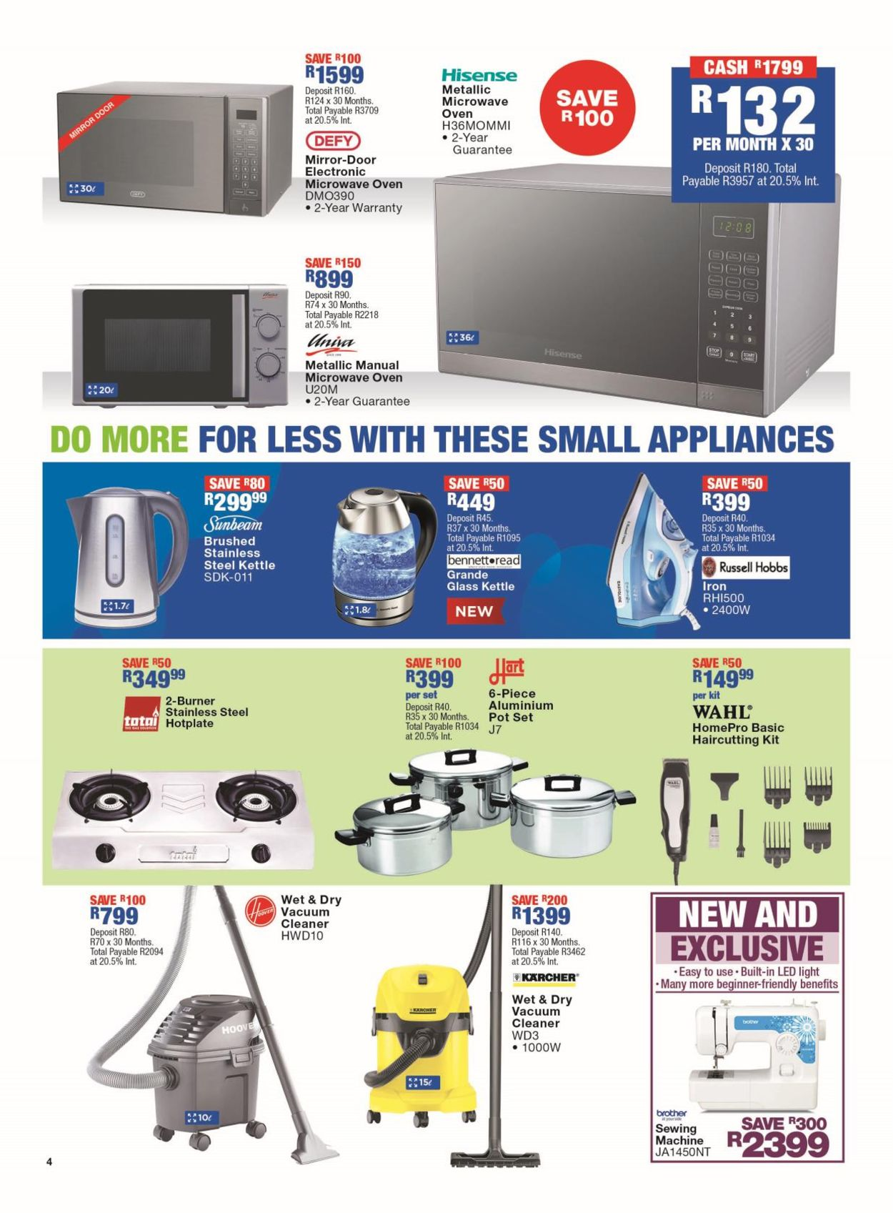 OK Furniture Catalogue - 2021/06/28-2021/07/11 (Page 4)