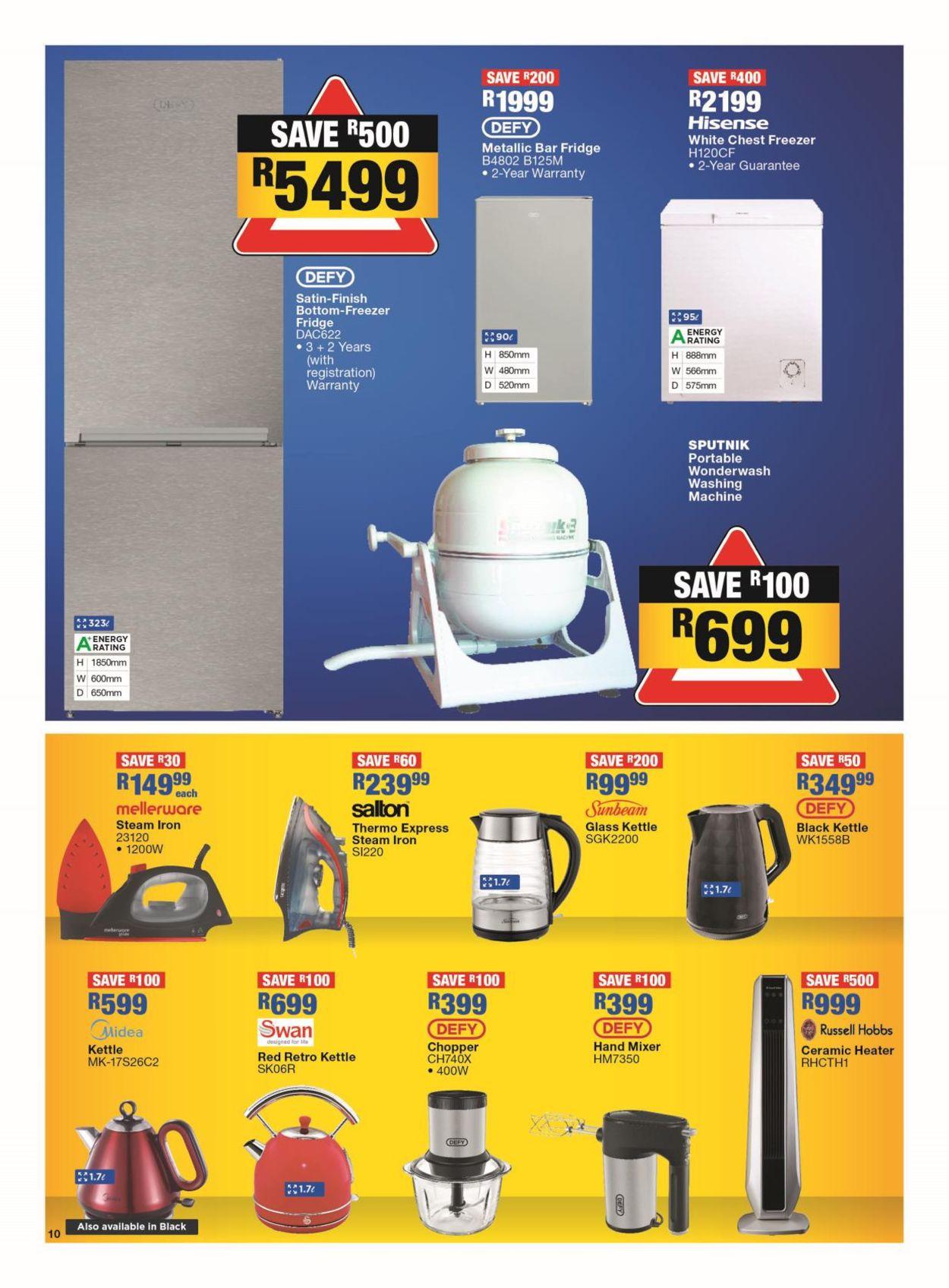 OK Furniture Catalogue - 2021/06/28-2021/07/11 (Page 10)