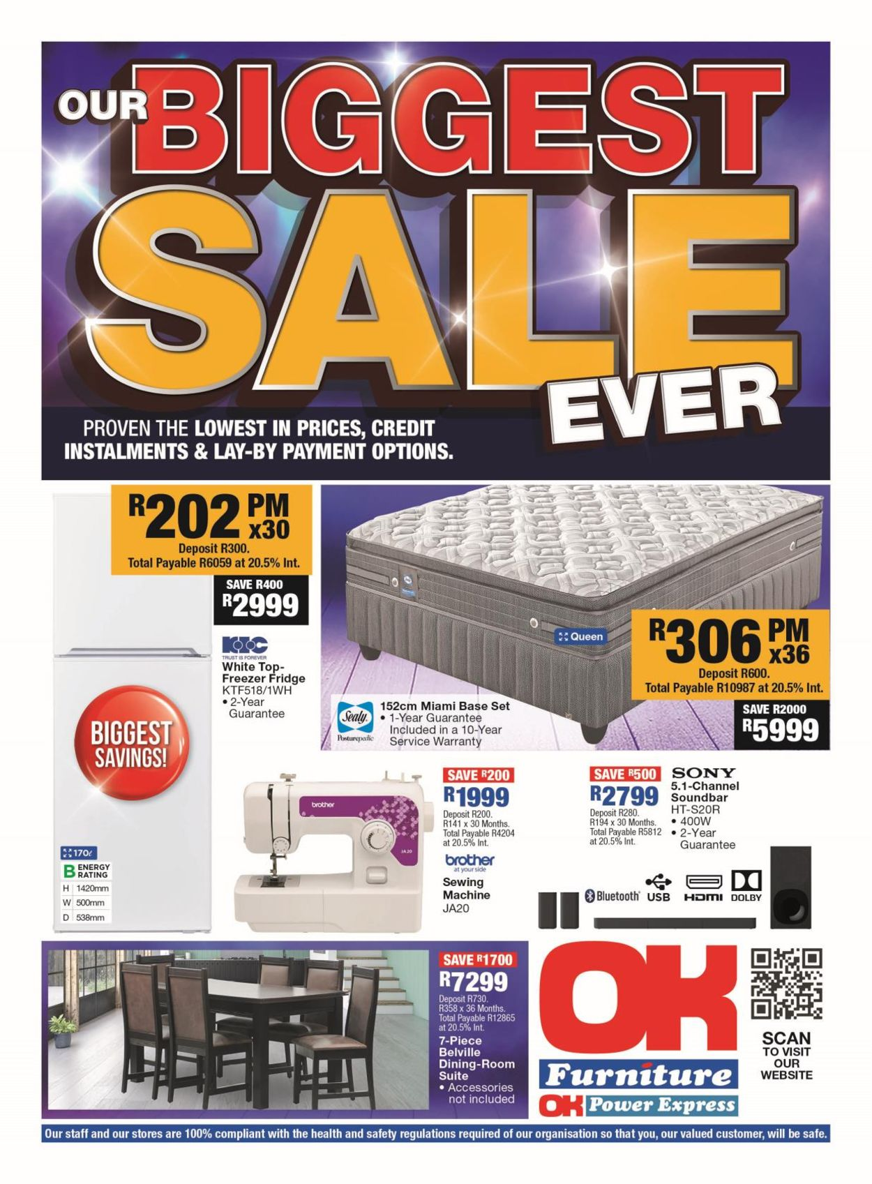 OK Furniture Catalogue - 2021/09/15-2021/09/26