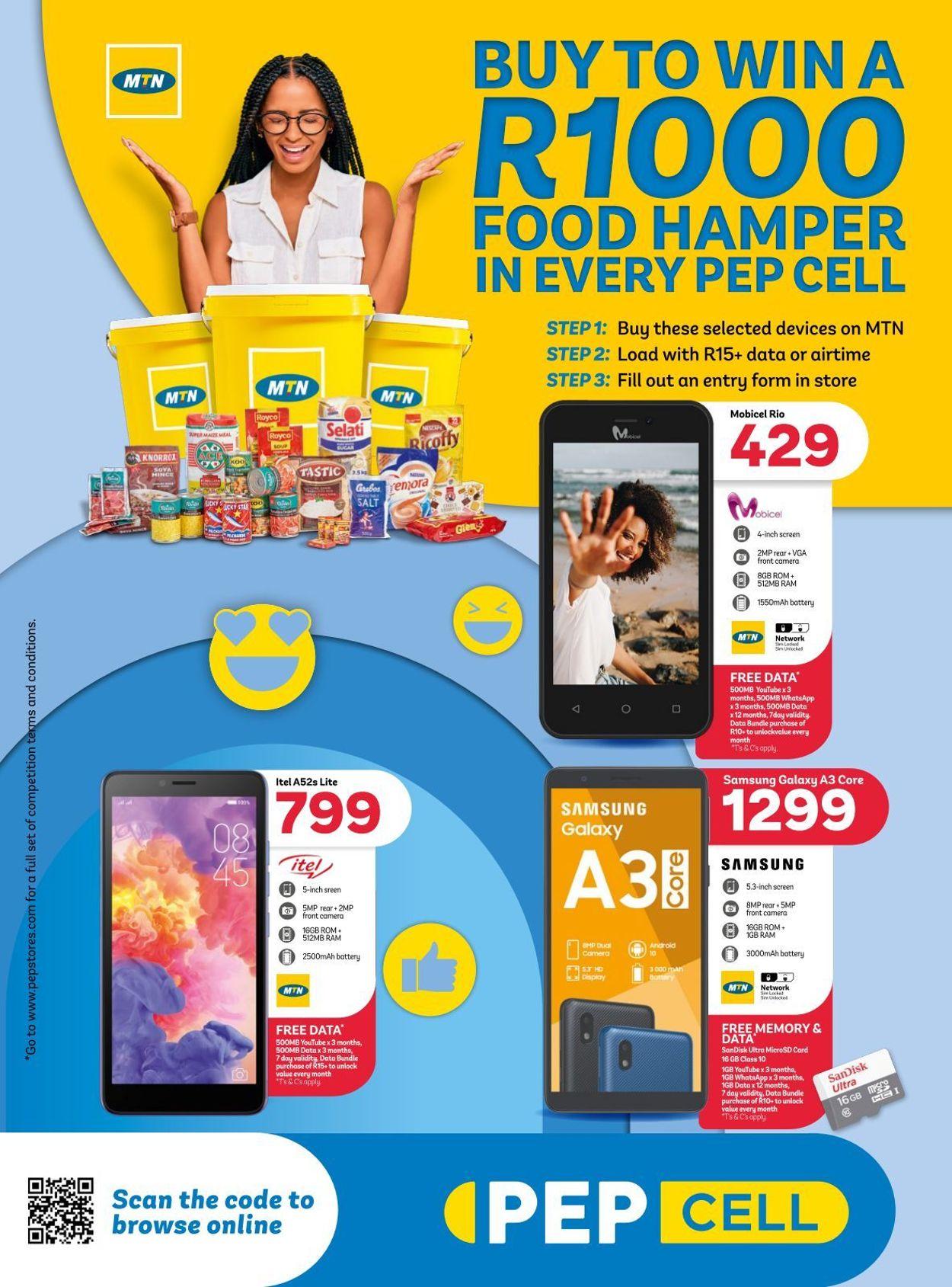 PEP Stores Catalogue - 2021/05/28-2021/06/24
