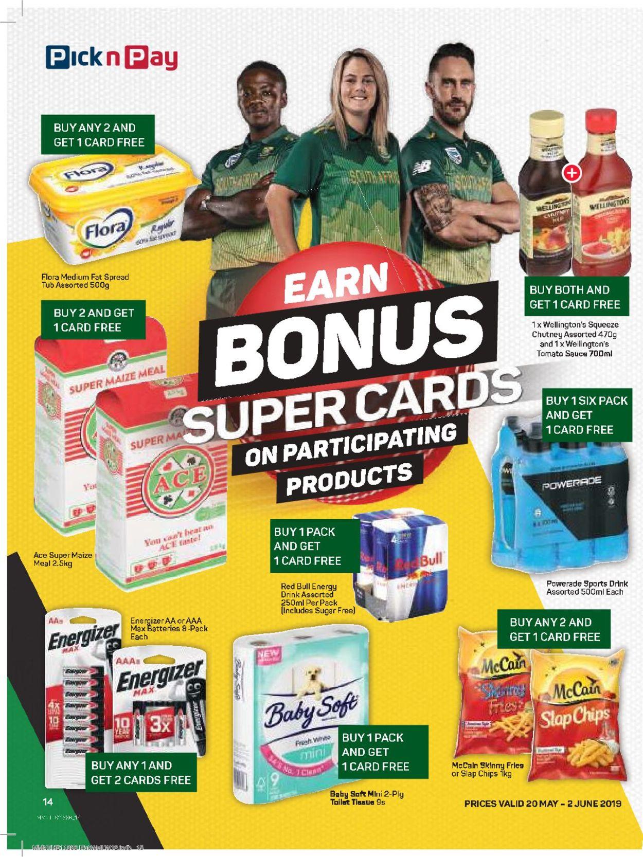 Pick n Pay Catalogue - 2019/05/20-2019/06/02
