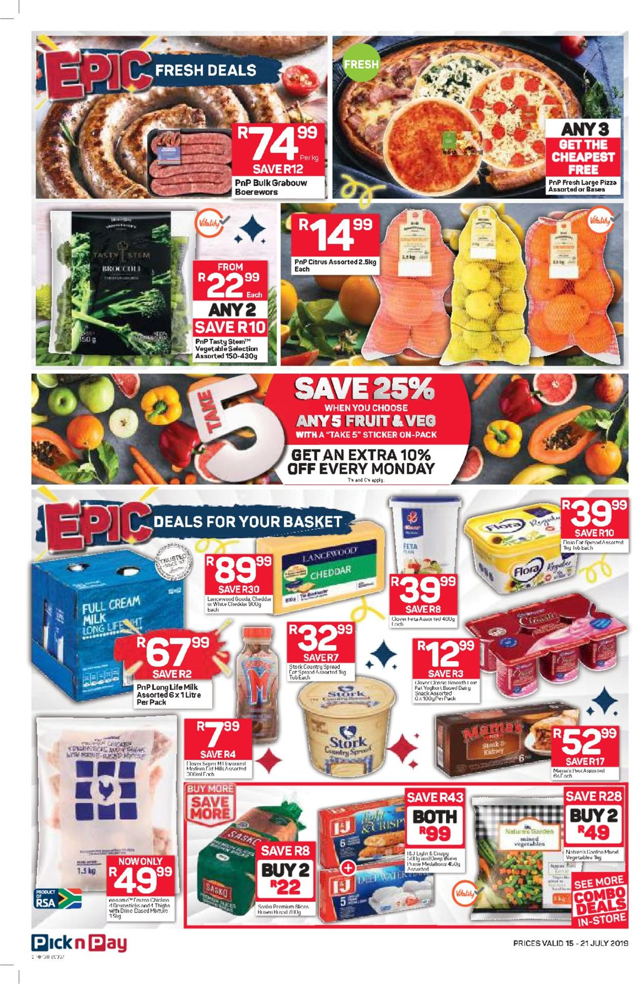 Pick n Pay Catalogue - 2019/07/15-2019/07/21 (Page 2)