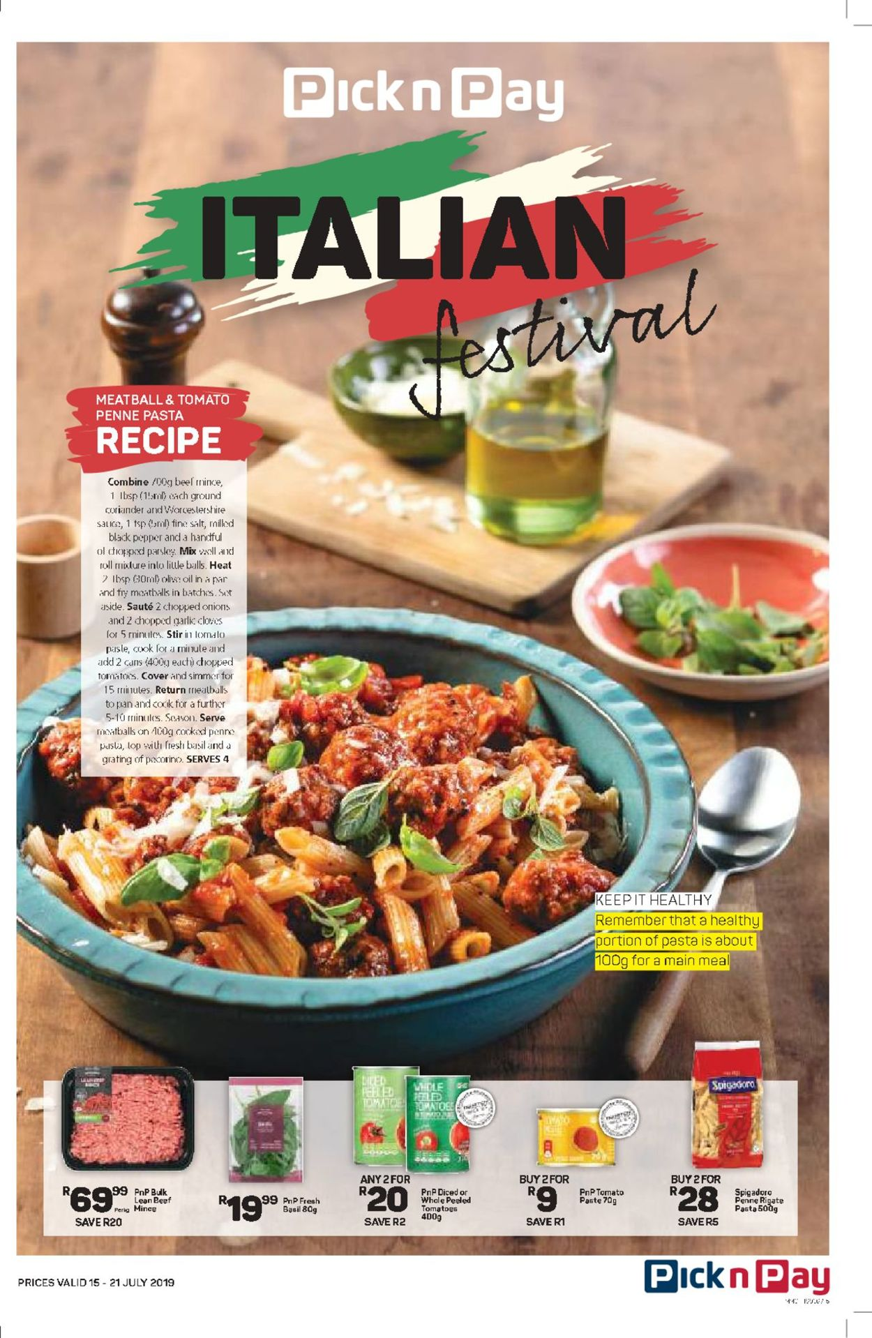 Pick n Pay Catalogue - 2019/07/15-2019/07/21 (Page 5)