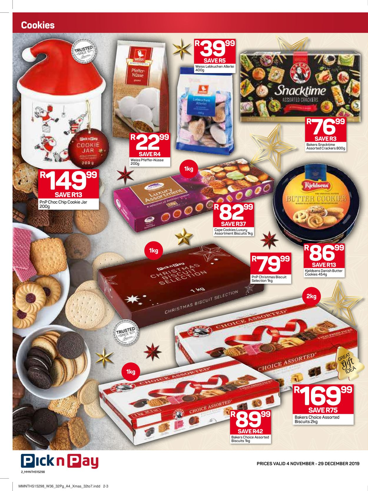 Pick n Pay Catalogue - 2019/11/04-2019/12/29 (Page 3)