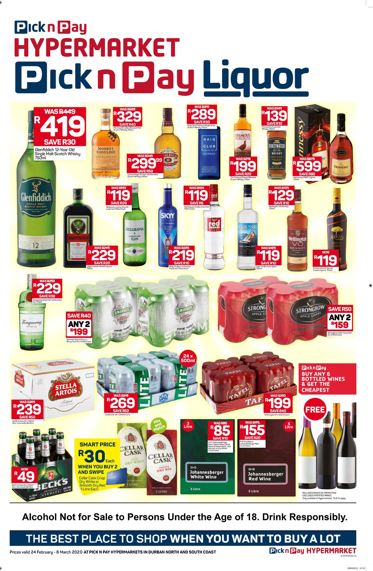 Pick n Pay Catalogue - 2020/02/24-2020/03/08 (Page 15)