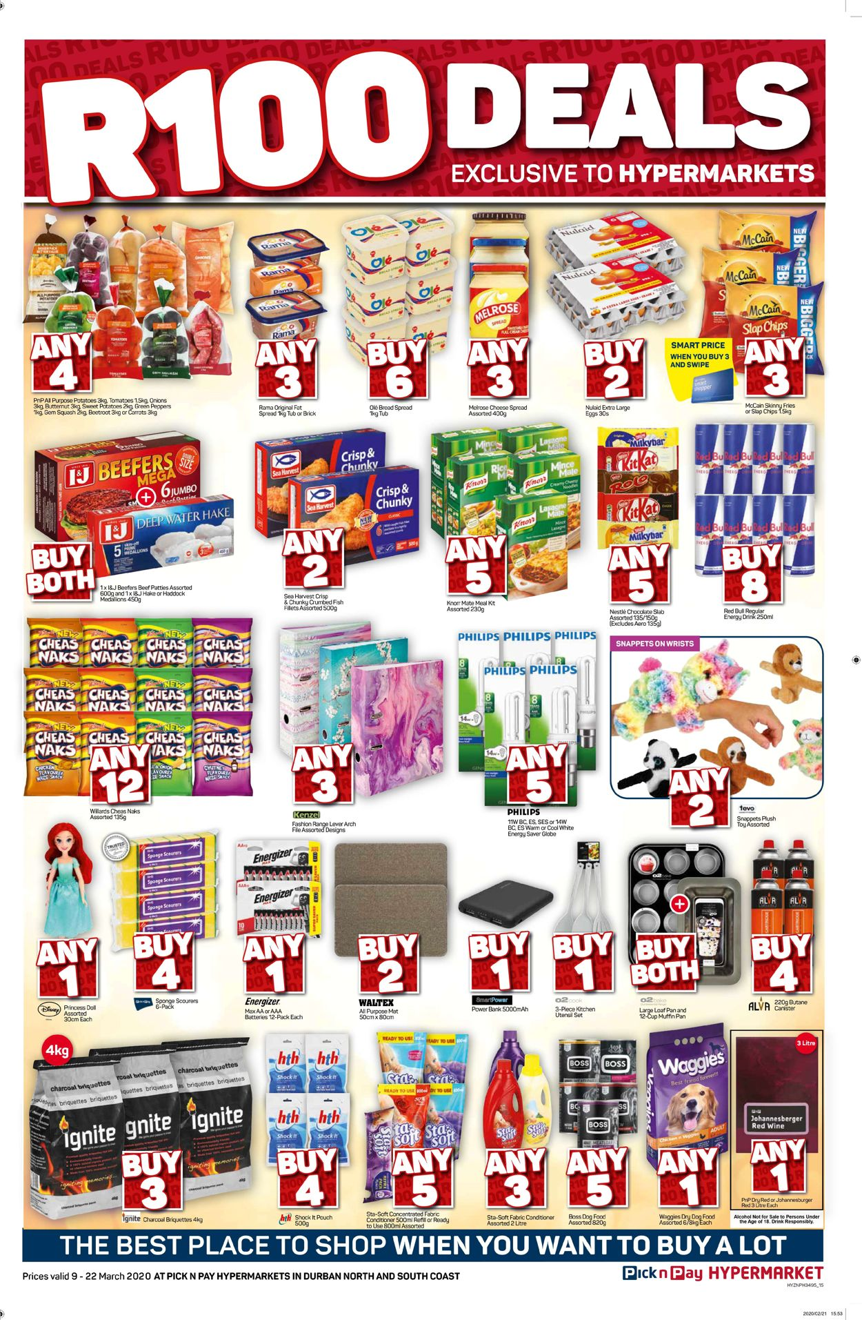 Pick n Pay Catalogue - 2020/03/09-2020/03/22 (Page 15)